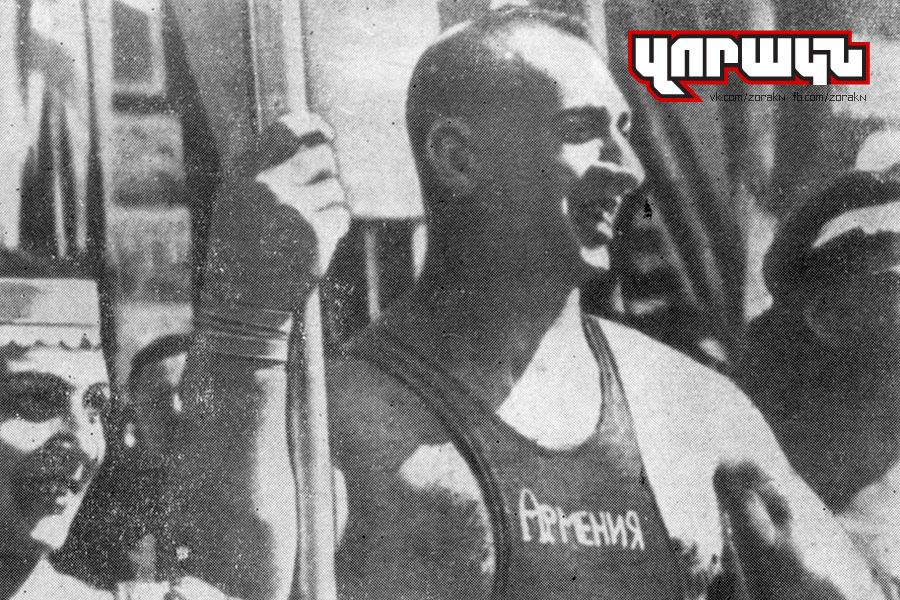 Սերգո Համբարձումյան: Մոսկվա, համամիութենական շքերթ