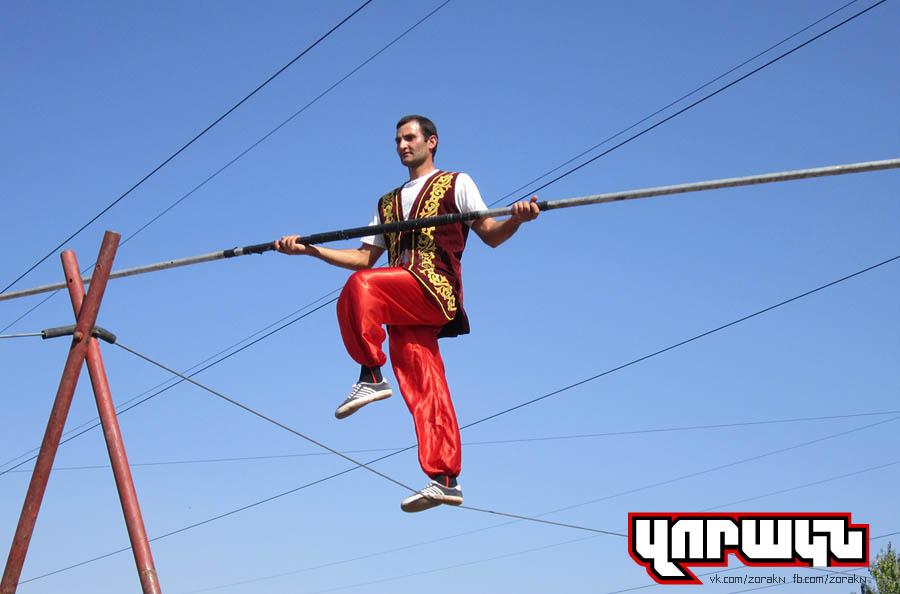 Էրեբունի-Երևան, 11 հոկտեմբերի, 2014