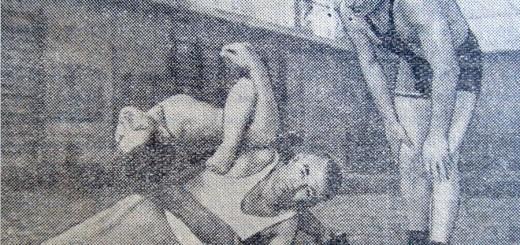 ՍՍՌՄ ժողովուրդների սպարտակիադային են պատրասվում ռեսպուբլիկայի ըմբշամարտիկները