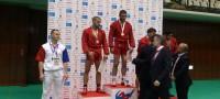 Արցախցի մարզիկը դարձել է սամբոյի աշխարհի չեմպիոն